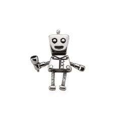 Berloque Robô Menino