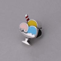Berloque Taça de Sorvete - Prata