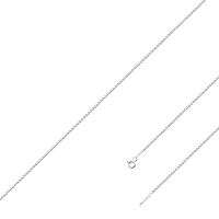 Corrente Veneziana 40 cm - Prata Branca