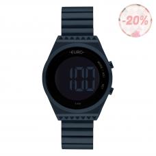 Relógio Euro Azul EUBJT016AE/4A