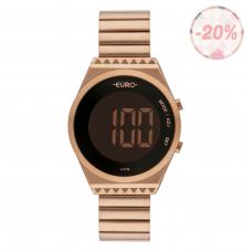 Relógio Euro Rosé EUBJT016AB/4J