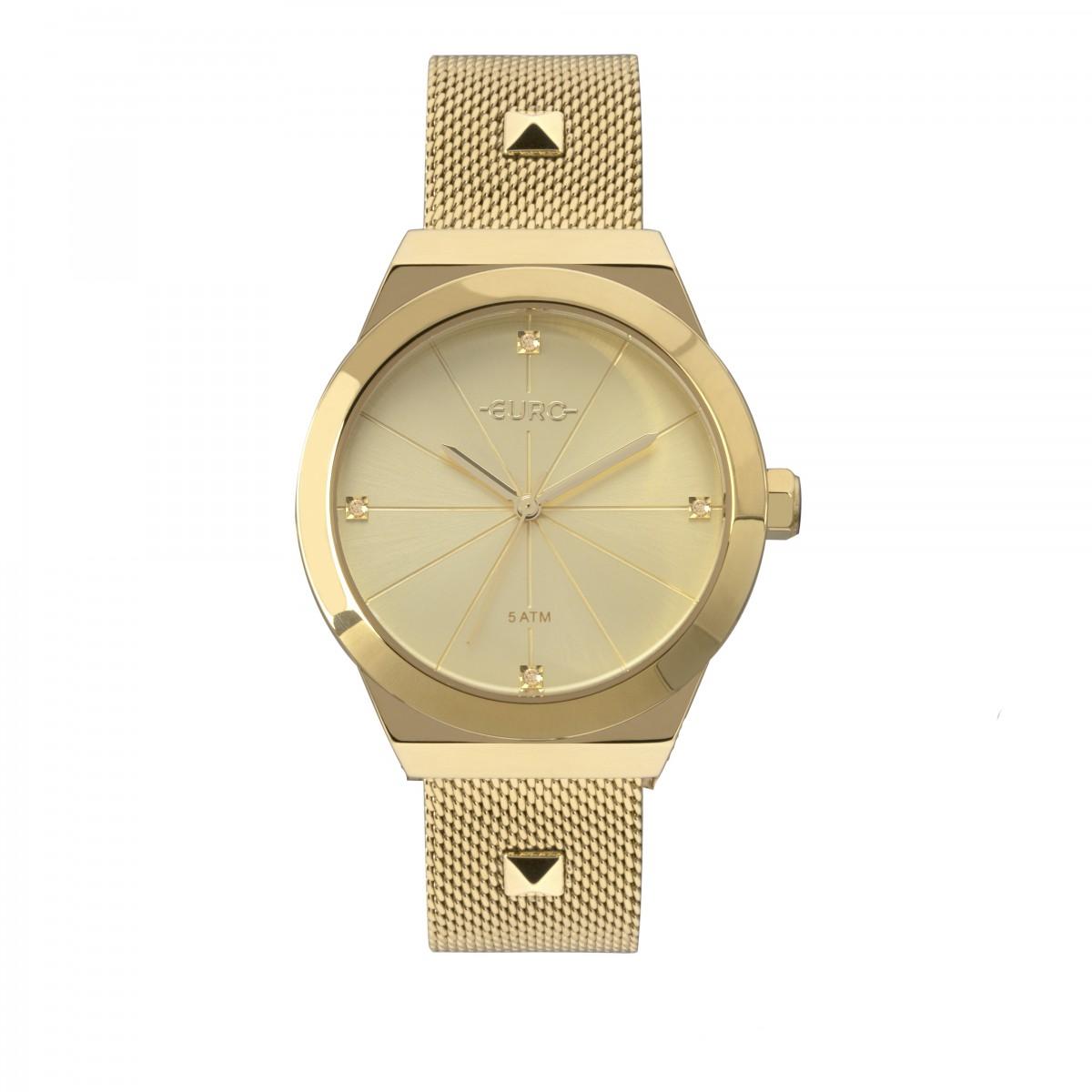 Kit Relógio EURO Feminino EU2035YRJ/K4D