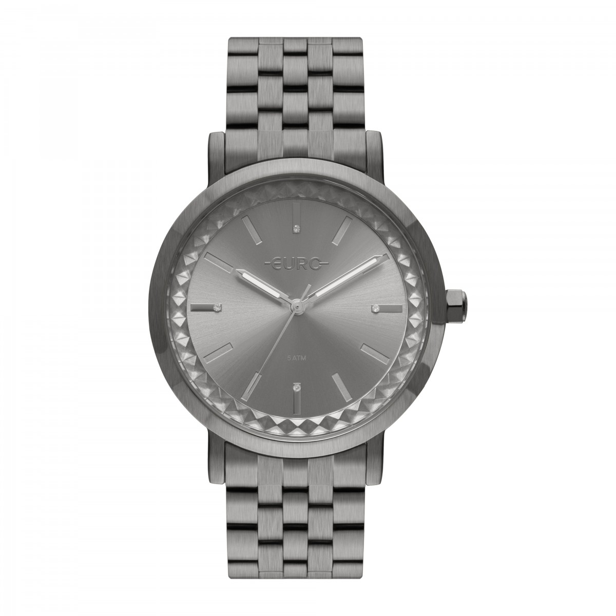 Relógio Euro Cinza Feminino EU2036YOS/4F