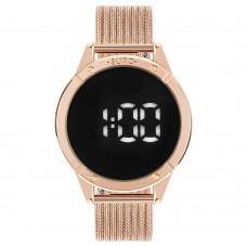 Relógio Euro Digital Rosé EUBJ3912AB/4F