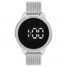 Relógio Euro Digital Prata EUBJ3912AD/4F **14