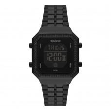 Relógio Euro Digital Feminino EUBJK032AC/4P