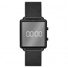 Relógio Euro Digital Preto Feminino EUJHS31BAP/4P