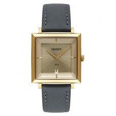 Relógio Orient Dourado e Cinza Feminino LGSC1005 C1GX