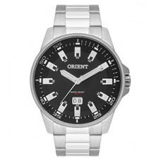 Relógio Orient Prata Masculino MBSS1402 P1SX