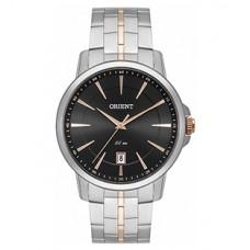 Relógio Orient Prata e Rosé Masculino MTSS1108 G1SR
