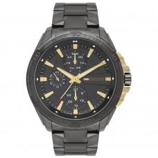 Relógio Orient Masculino Grafite e Dourado MTSSM010 G1GX