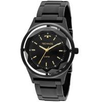 Relógio Technos Preto Feminino 2035MIB/4P