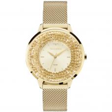 Relógio Technos Dourado 2035MLG/4X