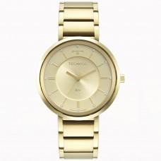 Relógio Technos Dourado Feminino 2035MTA/1D