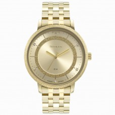 Relógio Technos Dourado Feminino 2035MTC/1X