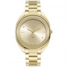 Relógio Technos Dourado Feminino 2035MTR/1X