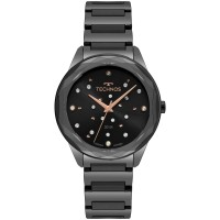 Relógio Technos Preto Feminino 2036MKK/4P