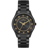 Relógio Technos Preto Feminino 2036MLK/4P