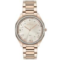 Relógio Technos Rosé Feminino 2036MMH/1T