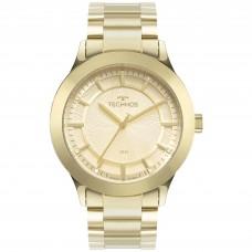 Relógio Technos Dourado 2036MMX/1X