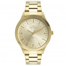 Relógio Technos Dourado Feminino 2036MNI/1X