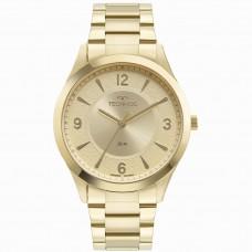 Relógio Technos Dourado Feminino 2036MOM/1X
