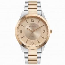 Relógio Technos Bicolor Feminino 2036MON/1J