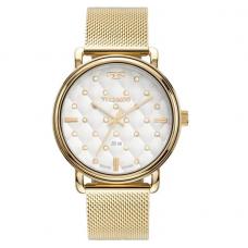 Relógio Technos Dourado 2039CO/4K