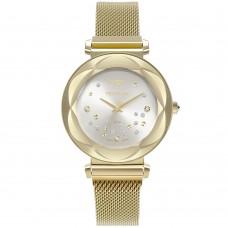 Relógio Technos Dourado Feminino 2039DD/1K