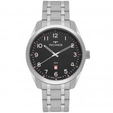 Relógio Technos Prata Masculino 2115MSAS/1P
