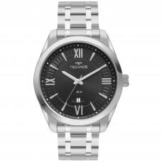 Relógio Technos Prata 2115MXM/1P