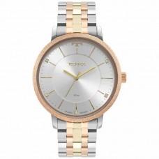 Relógio Technos Bicolor Feminino 2035MTE/1K
