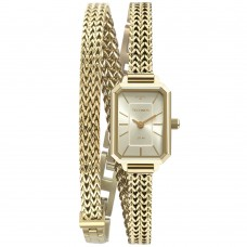 Relógio Technos Dourado Feminino 5Y20IV/1X