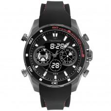 Relógio Technos Anadigi Preto Masculino BJ3530AB/2P