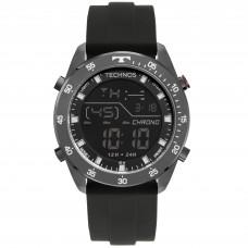 Relógio Technos Digital Preto Masculino BJ3589AC/2P
