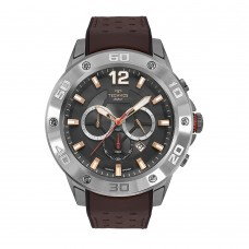 Relógio Technos Couro Masculino JS26AO/2C