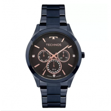 Relógio Technos Azul 6P29AJJ/4P