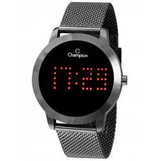 Relógio Champion Digital Grafite Unissex CH40017C