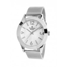 Relógio Champion Prata Feminino CN28713N