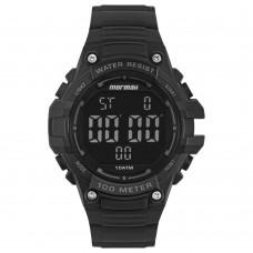Relógio Mormaii Digital Preto Masculino MO3481AA/8C