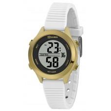 Relógio X-Games Digital Branco e Dourado XFPPD087 BXBX