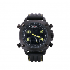Relógio Masculino Weide Anadigi WH5208 Preto ****