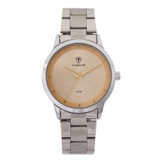 Relógio Feminino Tuguir Analógico TG113 Prata e Rosa