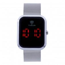 Relógio Unissex Tuguir Digital TG110 – Prata ****