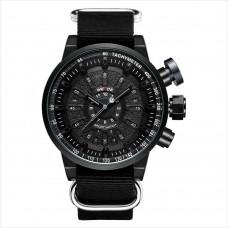 Kit Relógio Masculino Weide Analógico WH7306