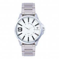 Relógio Masculino Tuguir Analógico TG100 Prata B10011