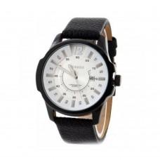 Kit Relógio Masculino Curren Analógico 8123