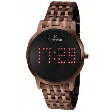 Relógio Champion Digital Chocolate CH40008R