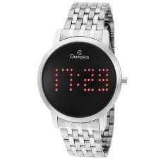 Relógio Champion Digital Prata CH40008T