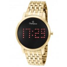 Relógio Champion Digital Dourado CH40008V